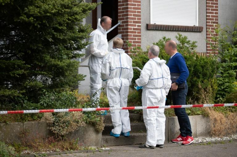 Nach Fund von drei Leichen bei Bielefeld Verdacht auf Familiendrama erhärtet (© 2019 AFP)