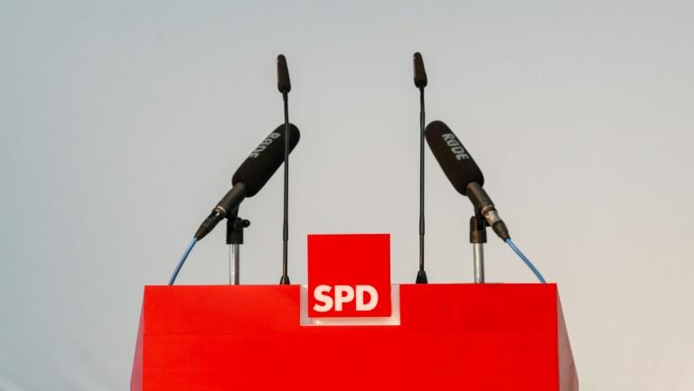 Lauterbach und Scheer sind zweites Bewerber-Duo für SPD-Parteispitze (© 2019 AFP)
