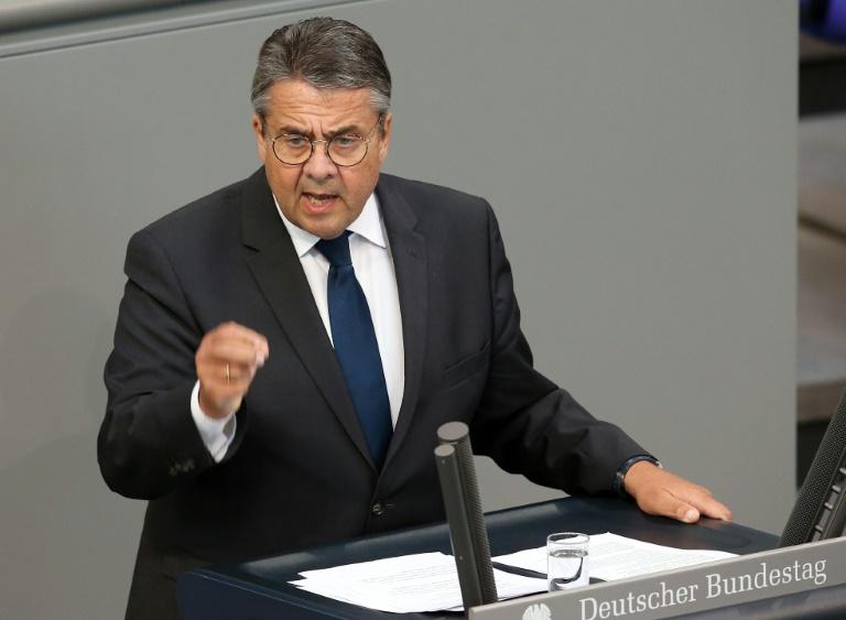Gabriel kritisiert schleppende Suche nach neuer SPD-Spitze (© 2019 AFP)