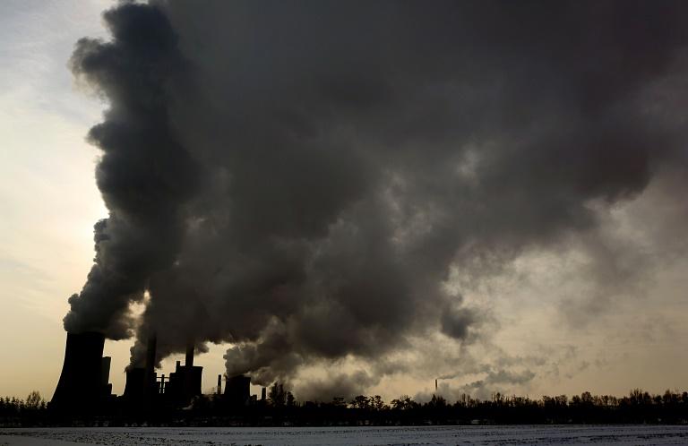 Unionsfraktionsvize Jung will CO2-Preis mit Steuerreform verbinden (© 2019 AFP)