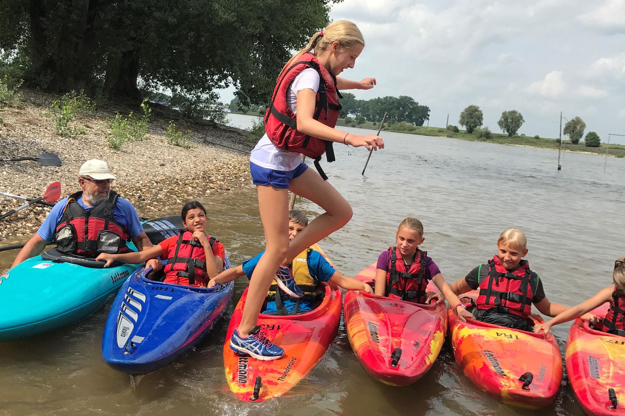 Sport-Camps in den Sommerferien