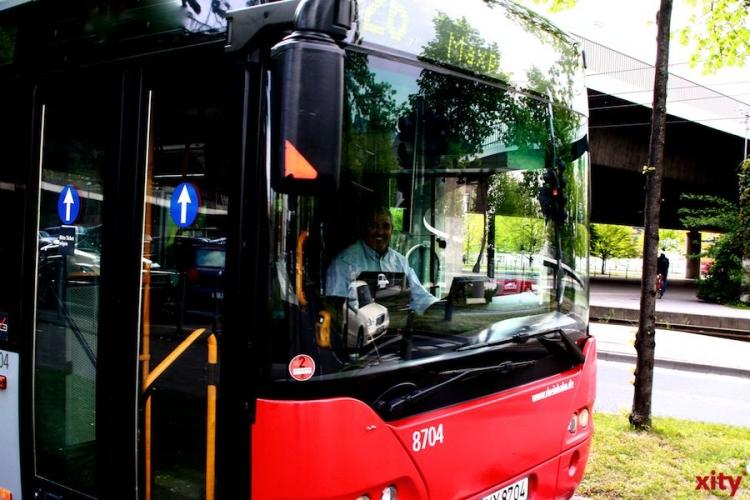 Busse statt Bahnen auf Linien 705 und 707