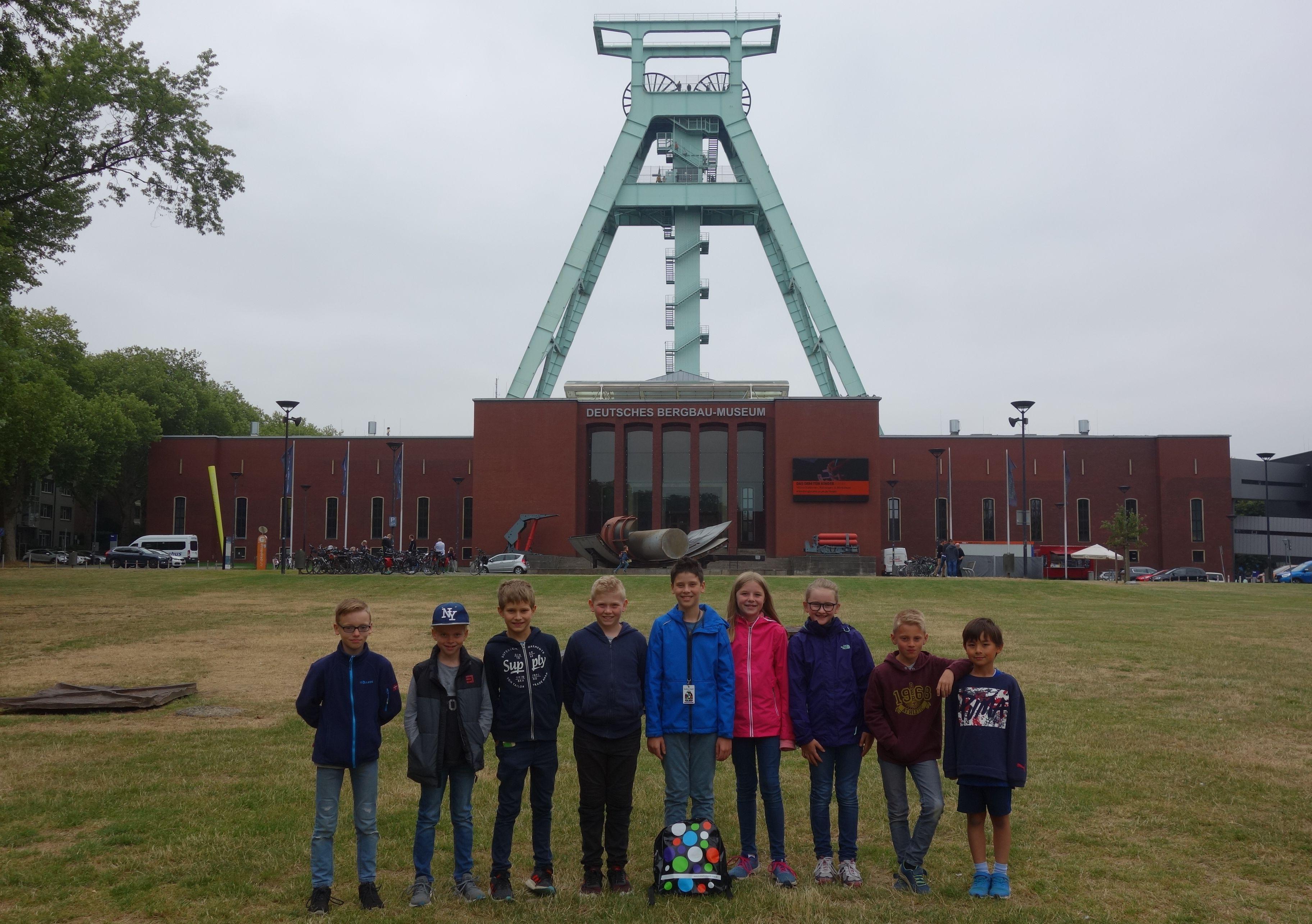 Kulturrucksack machte Ausflug nach Bochum