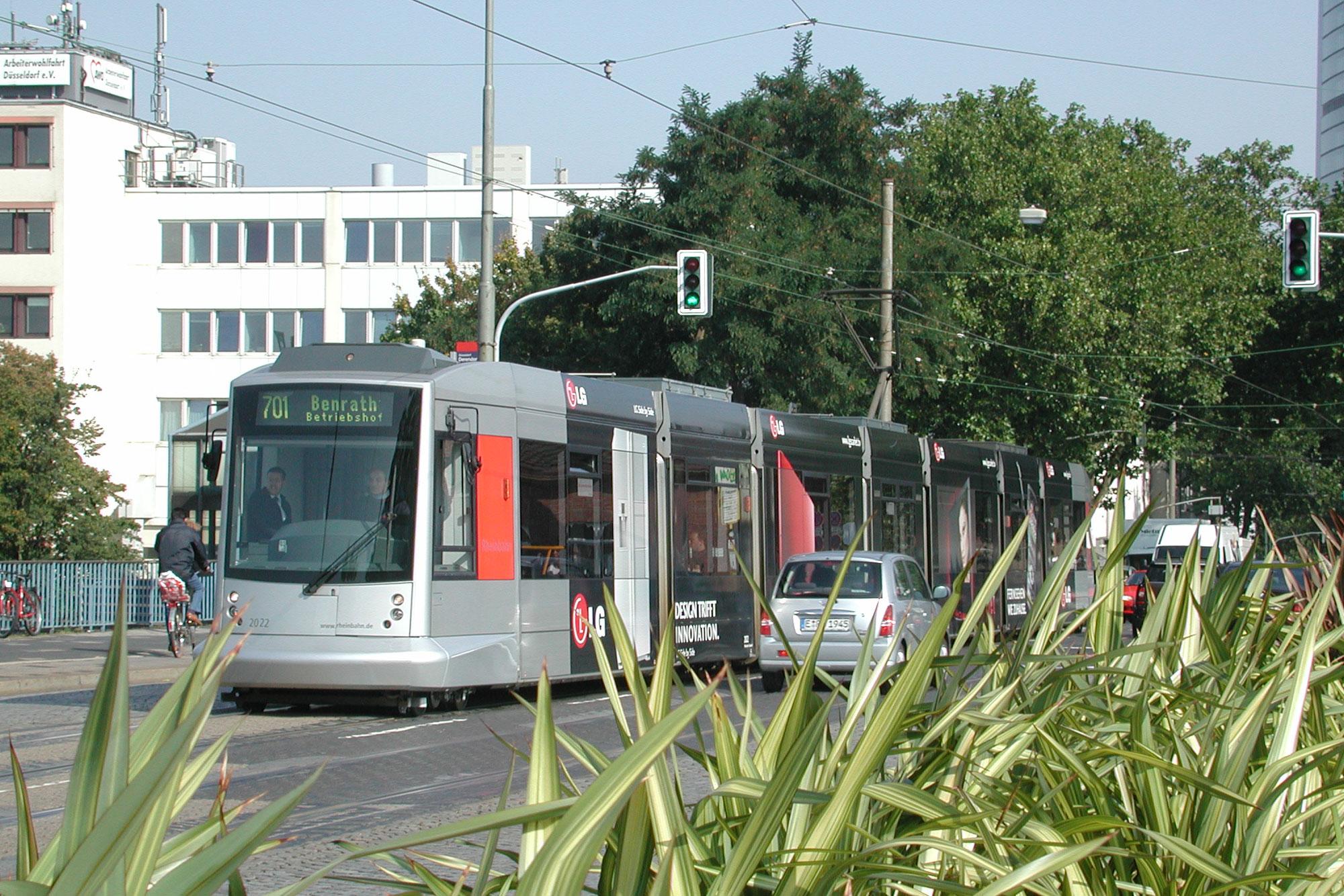 """Rheinbahn verbessert Rating auf """"AA"""""""