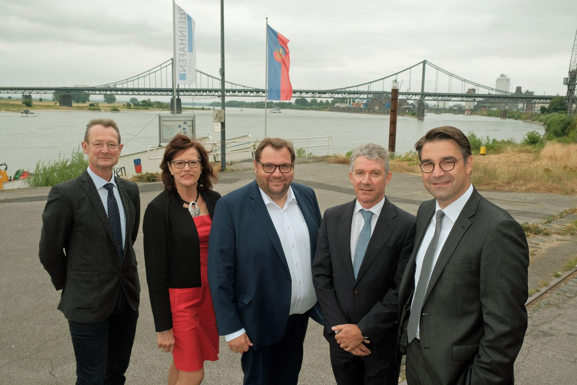Wechsel an der Spitze der Hafengesellschaft