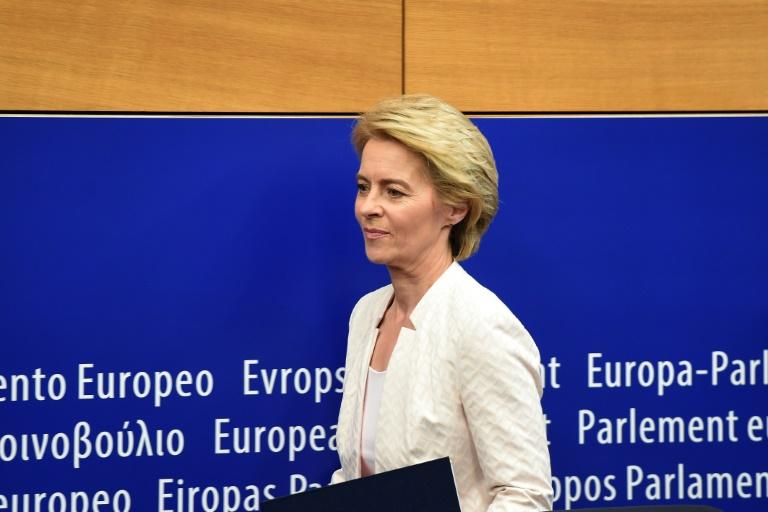 Von der Leyen will sich aus CDU-Parteispitze zurückziehen