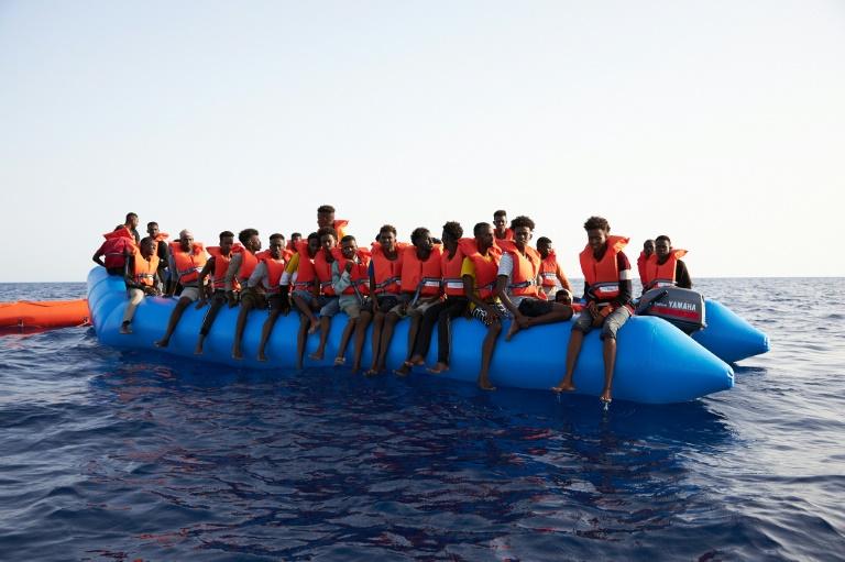 """Konservative Werteunion fordert """"Abriegelung der Mittelmeerroute"""""""