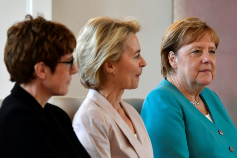 """""""Spiegel"""": Merkel und Kramp-Karrenbauer verhandelten zwei Wochen lang"""