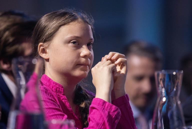 Greta Thunberg fordert stärkeren Einsatz der Politik für Klimaschutz