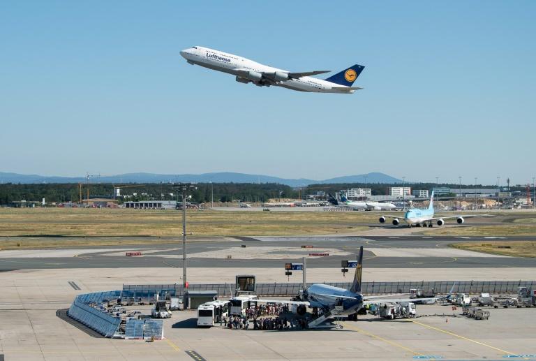 Lufthansa nimmt Flüge nach Kairo wieder auf