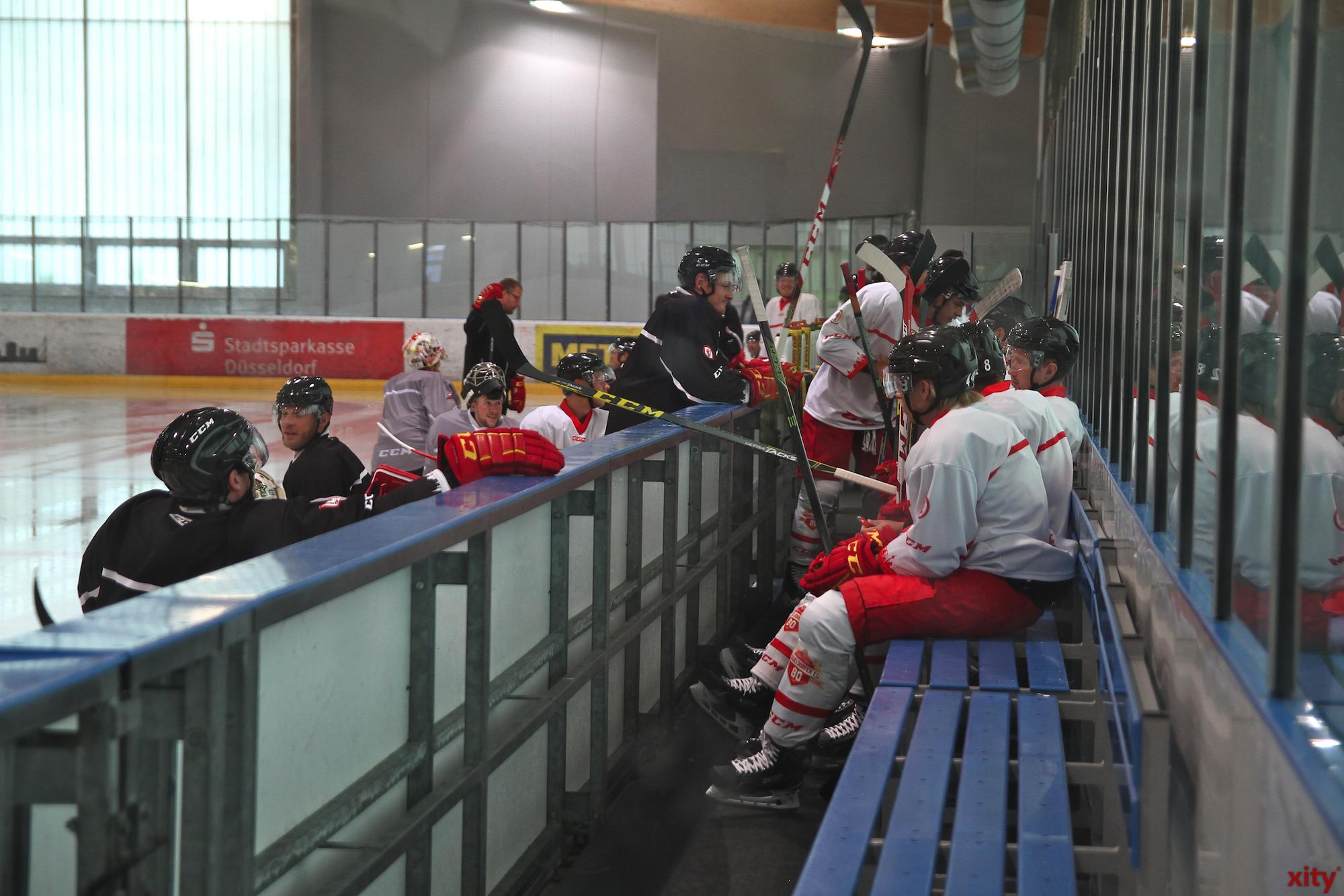 Zwei DEGler bei der U20-Summer Hockey Challenge