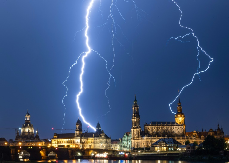 Schweinfurt ist deutsche Blitzhauptstadt