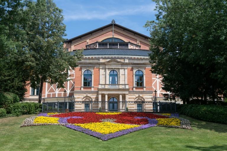 Viel Prominenz bei den Bayreuther Festspielen