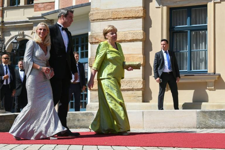 Bayreuther Festspiele mit Merkel und Söder eröffnet