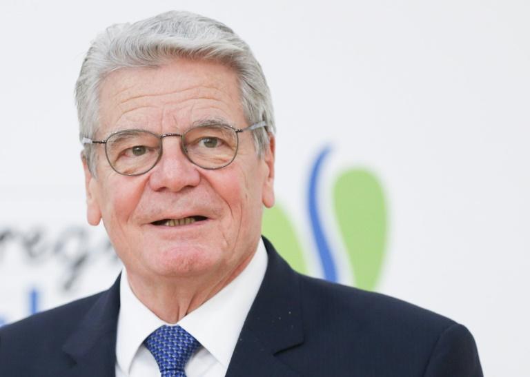 Ex-Bundespräsident Gauck aus Seenot gerettet
