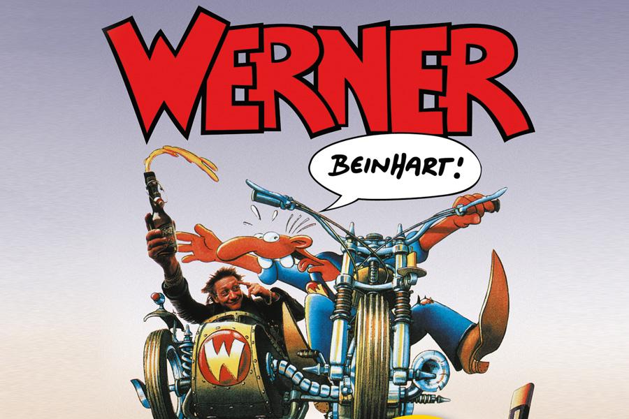 Werner - Beinhart! zurück auf der großen Leinwand
