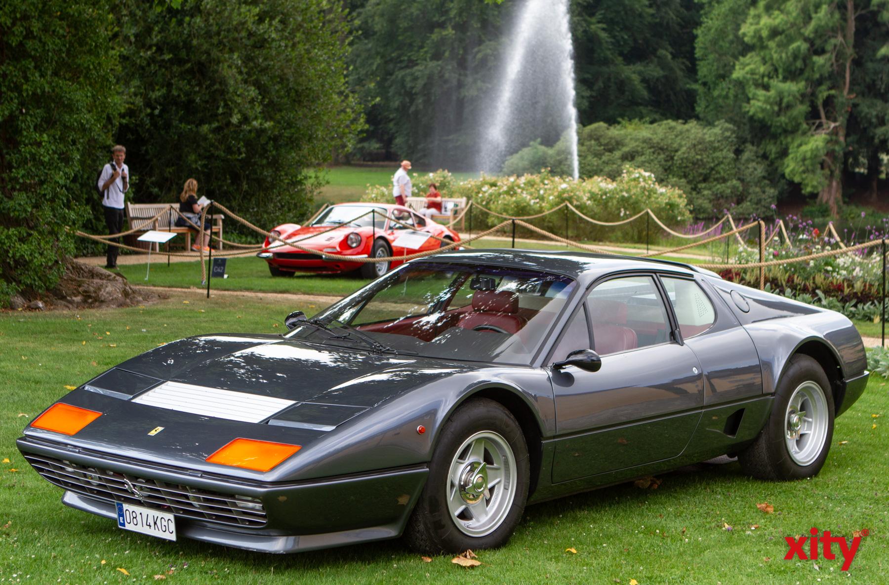Der Ferrari eines wahren Liebhabers (Foto: xity)