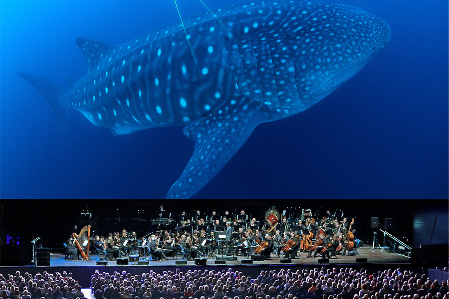 Unser Blauer Planet II - Live in Concert