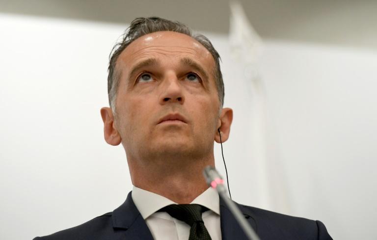 Außenpolitiker von FDP und Grünen werfen Maas lustlose Amtsführung vor (© 2019 AFP)