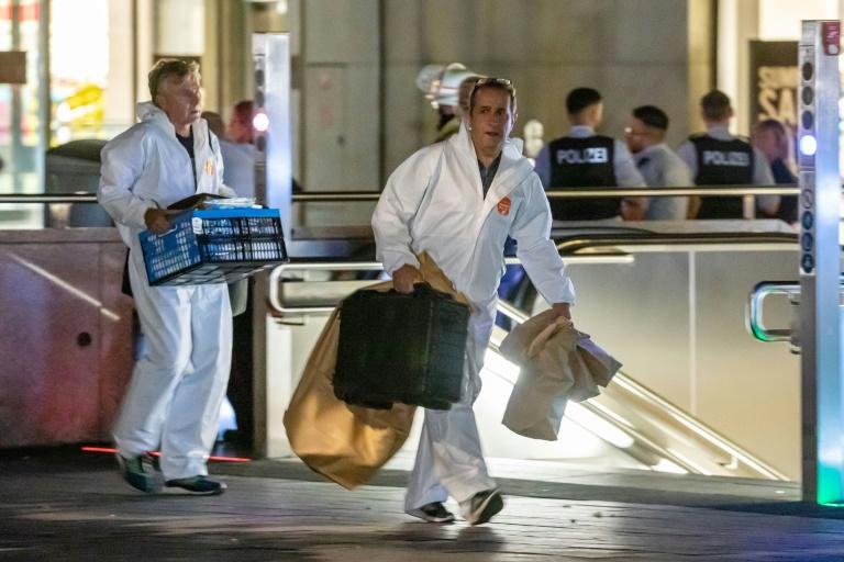 Zweiter Verdächtiger wegen Bombenattrappe in Duisburger Einkaufszentrum in Haft (© 2019 AFP)