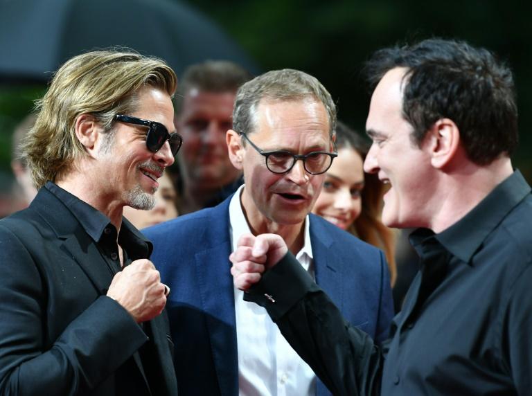 Brad Pitt verteidigt Tarantino gegen Vorwurf der Gewaltverherrlichung
