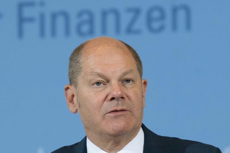 Scholz verteidigt weitgehende Abschaffung des Soli (© 2019 AFP)