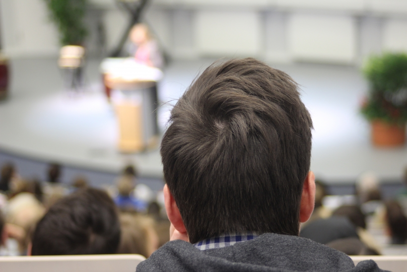 Die gemeinsame Auftaktveranstaltung findet in der Heinrich-Heine-Universität statt (Foto: xity)