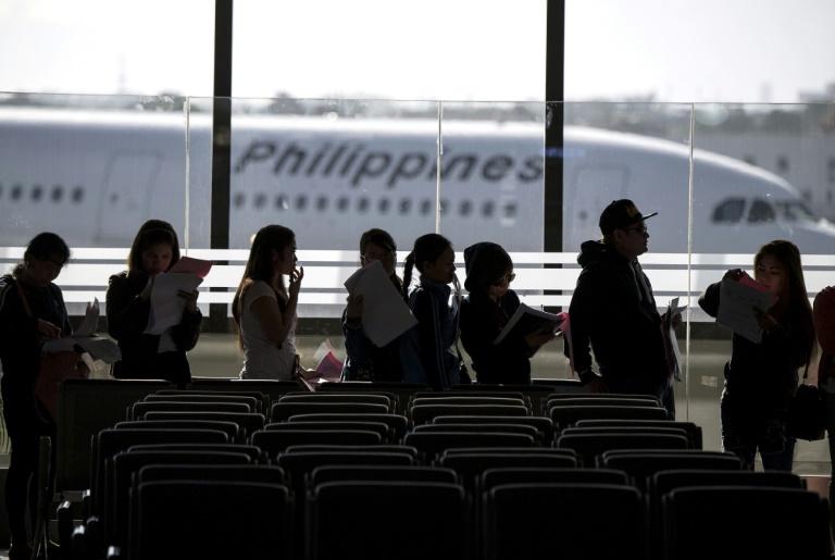 Gesundheitsministerium sucht auch auf den Philippinen nach Pflegekräften (© 2019 AFP)