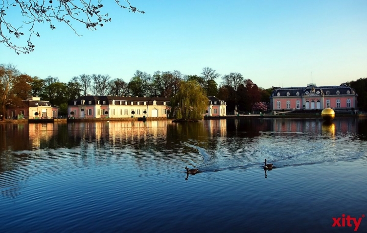 Düsseldorf Tourismus bietet neue Tour zum Schloss Benrath an (Foto: xity)