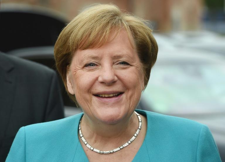 Merkel schöpft Kraft durch Rückzug ins Private