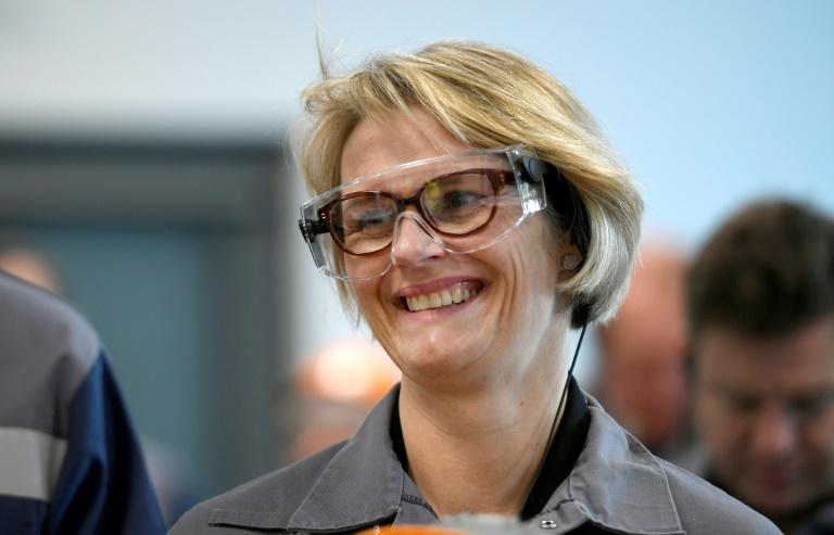 Bundesforschungsministerium startet Initiative für Innovationsnetzwerke (© 2019 AFP)