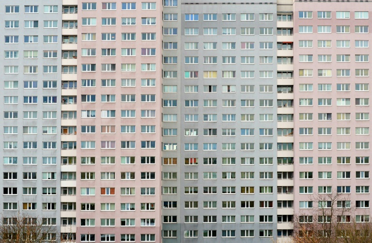 Zahl der Sozialwohnungen 2018 gesunken (© 2019 AFP)