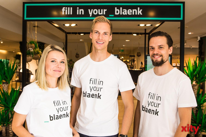 -blaenk: Ein urbaner Ort, an dem Mehrwerte geboten und neue Anreize geschaffen werden (Foto: xity)