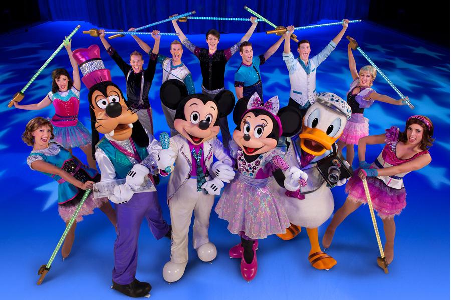 Disney On Ice kommt nach Düsseldorf