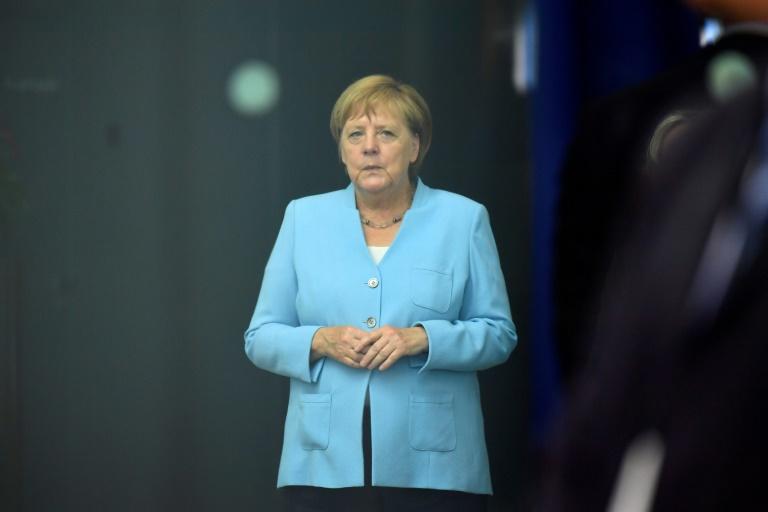 Merkel würdigt osteuropäische Länder für Beitrag zur Wiedervereinigung