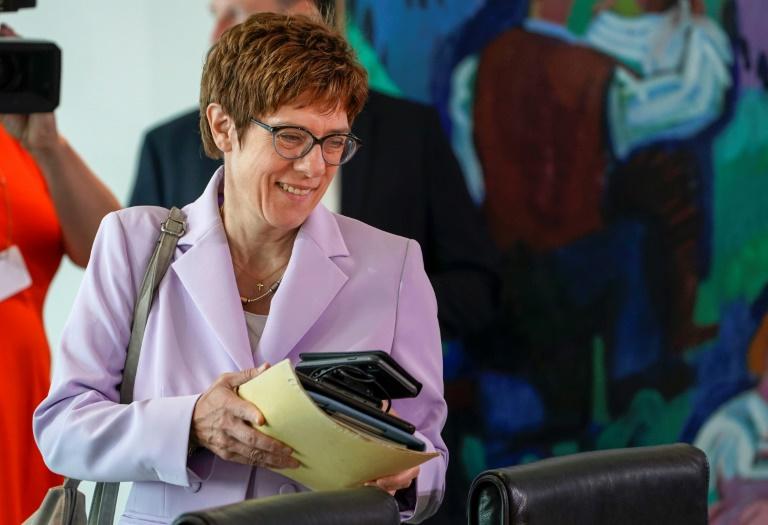 Kramp-Karrenbauer dementiert Forderung nach Parteiausschluss Maaßens
