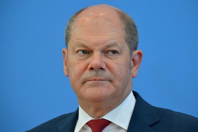 Scholz begründet Kandidatur für SPD-Parteivorsitz