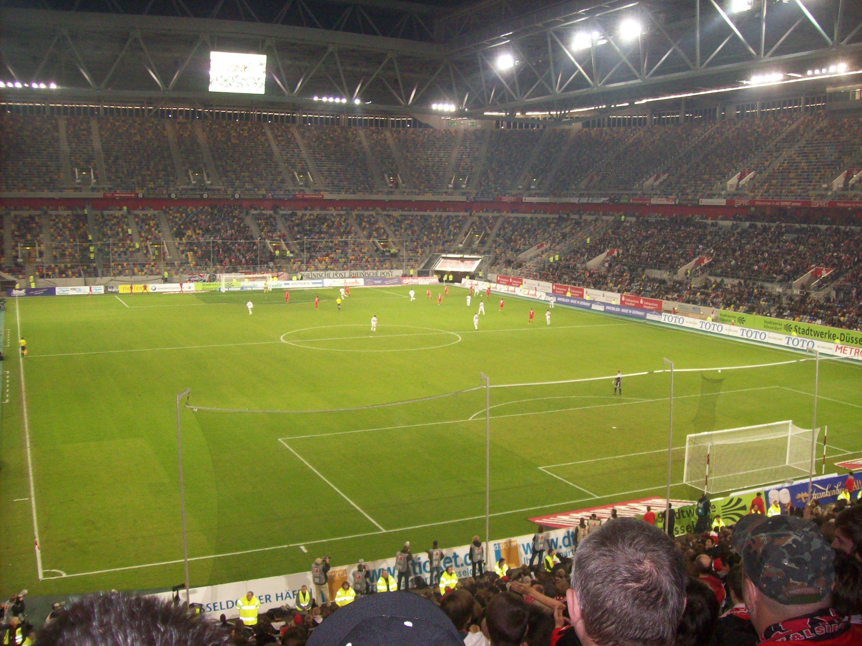 Fortuna trifft im DFB-Pokal auf Erzgebirge Aue (Foto: xity)