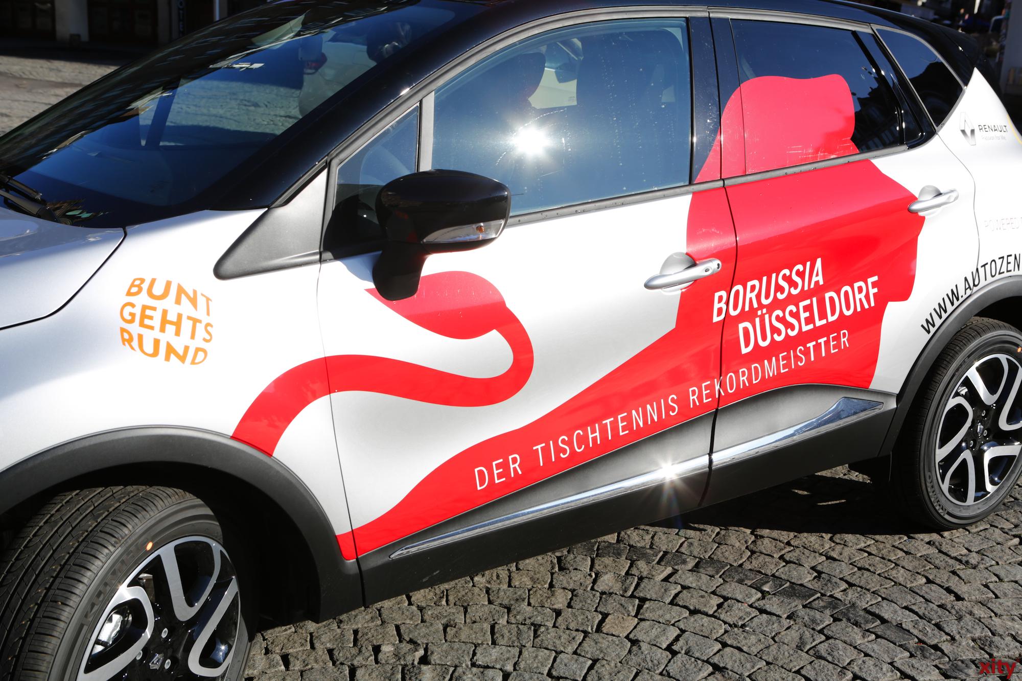Borussias Integrationsprojekt ist wieder on Tour