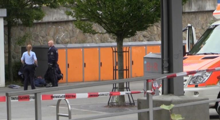 Nach Bluttat vom Iserlohner Bahnhof Foto eines Opfers im Internet