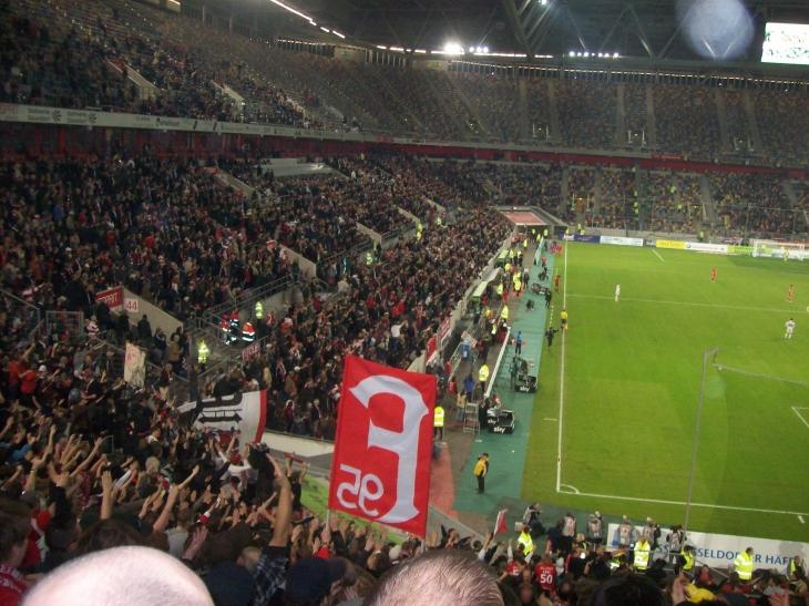 Fortuna Düsseldorf verlängert langfristig mit Andre Hoffmann (Foto: xity)