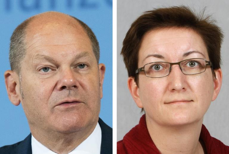 Scholz findet mit Geywitz Tandempartnerin für Bewerbung um SPD-Vorsitz