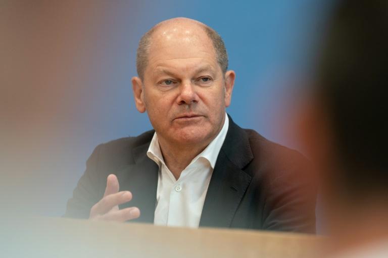 """Scholz will mit Geywitz die SPD aus dem """"Umfragekeller"""" holen"""