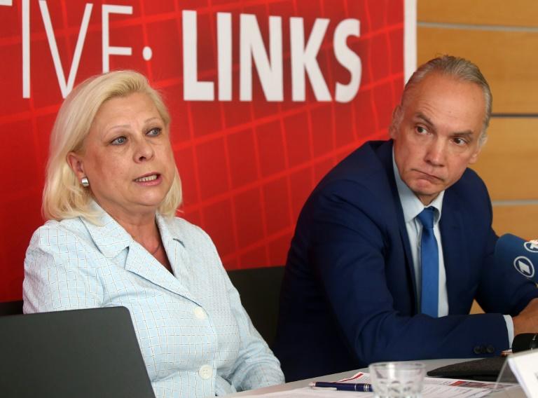Mattheis und Hirschel wollen SPD wieder zu stärkster Kraft machen