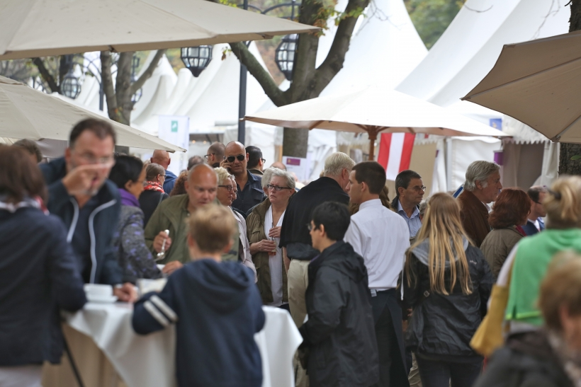 Den Besuchern werden kulinarische Köstlichkeiten und Gaumenfreuden geboten(Foto: xity)