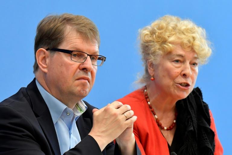 Schwan und Stegner gegen Fortsetzung der großen Koalition um jeden Preis (© 2019 AFP)