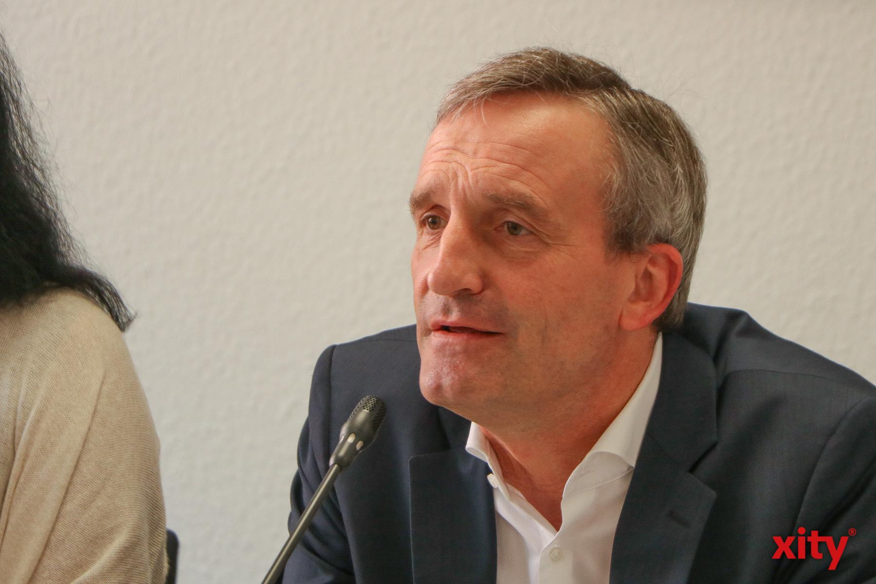 Thomas Geisel, Oberbürgermeister der Landeshauptstadt Düsseldorf (Foto: xity)