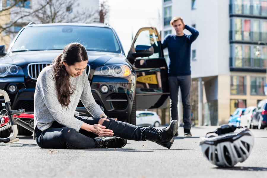 Erste Hilfe am Unfallort nicht selbstverständlich