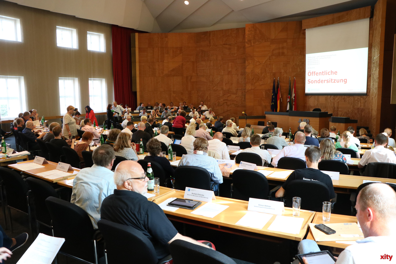 Der Verkehrs- und Ordnungsausschuss hat am Mittwoch die Einführung einer langen Umweltspur beschlossen (Foto: xity)