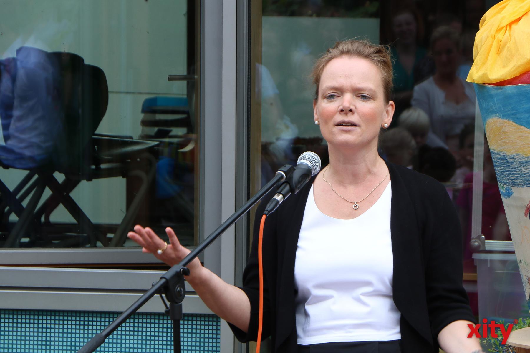 Andrea Knopper, Schulleiterin der Brehmschule (Foto: xity)
